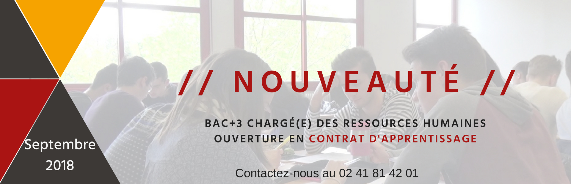 SLIDER HOME SITE CONTRAT APPRENTISSAGE