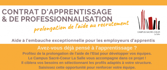 Apprentissage prolongation prime exceptionnelle lembauche